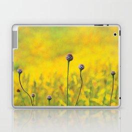 Summer ~ yellow Laptop & iPad Skin
