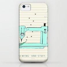 sew and stuff... Slim Case iPhone 5c