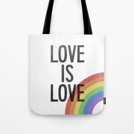 Love is love Gay Tote Bag