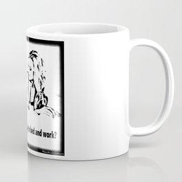 In Bed Coffee Mug