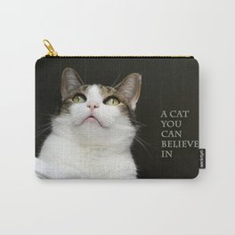 Stanley - A Cat You Can Believe In Carry-All Pouch