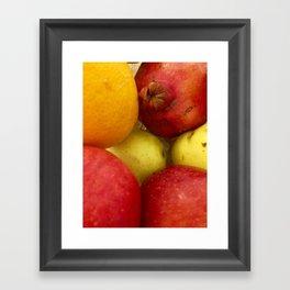 Fruit  #society6 #printart #decor #buyart Framed Art Print