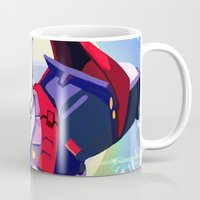 transformers Mugs featuring Transformers: Drift by Esuerc Voltimand