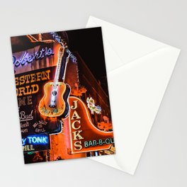 Christmas in Nashville Stationery Cards