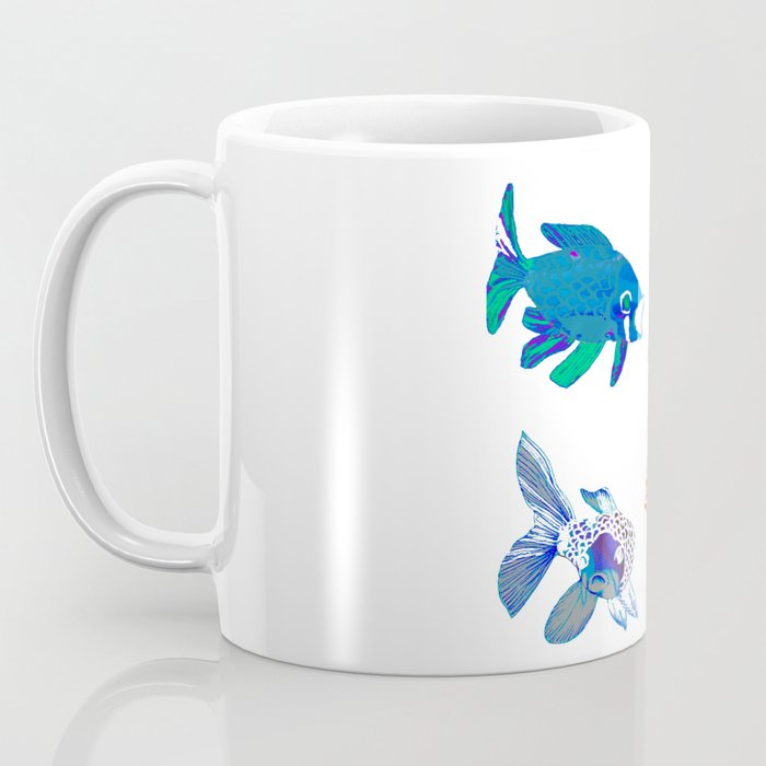 Koi Mash Up Coffee Mug
