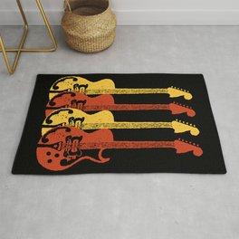 Merle Travis Bigsby Solidbody Electric Guitar Rug