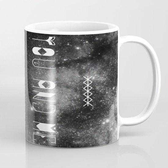 You and Me Forever Mug