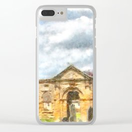 Old Holy Trinity Church, Wentworth Clear iPhone Case