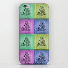 Fairytales 3 iPhone Skin