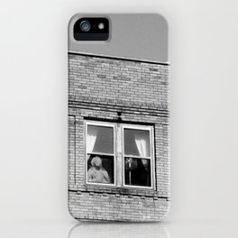 Marilyn is Watching iPhone Case