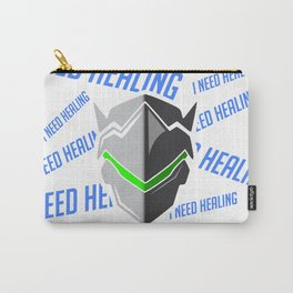 I Need Healing Carry-All Pouch