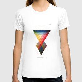 Prismatic Color T-shirt