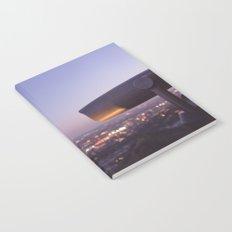 Angel City Lights, L.A. at Night, No. 3 Notebook