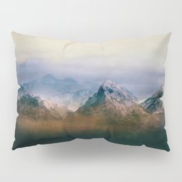 Mountain Peaks II Pillow Sham