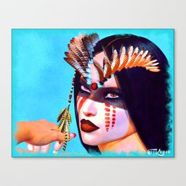 Before The Days Of Sedition Canvas Print