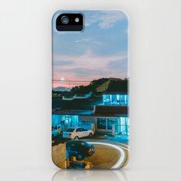 Lovely Suburb, Kuala Lumpur, Malaysia iPhone Case