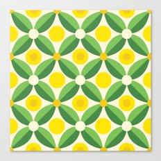 Citrus: Lemon Grove Canvas Print