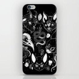 FAMILIAR SPIRITS iPhone Skin