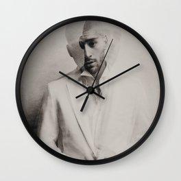 Zayn Malik British GQ Photoshoot 3 Wall Clock