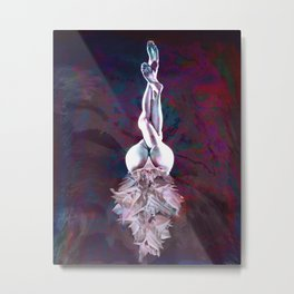 Reverse Beauty: Act I Metal Print