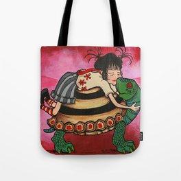 Her Favorite Turtleneck Tote Bag