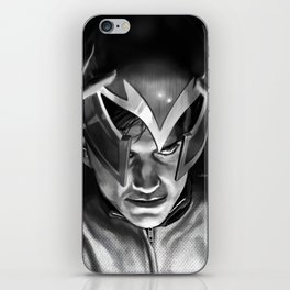Rage and Serenity iPhone Skin