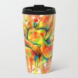 Colorful Climax Travel Mug