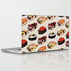 Sushi Pug Laptop & iPad Skin
