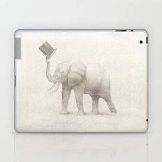 Good Morning (pencil option) Laptop & iPad Skin