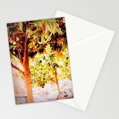 bitter oranges in Rome Stationery Cards