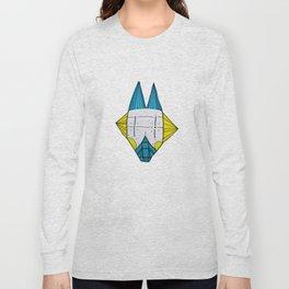 Robo dog Helgi Long Sleeve T-shirt