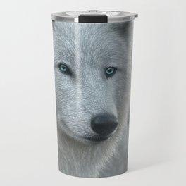 White Wolves - Whiteout Travel Mug