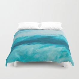 Bermuda Waters Duvet Cover