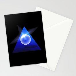 Geometric Nb Stationery Cards