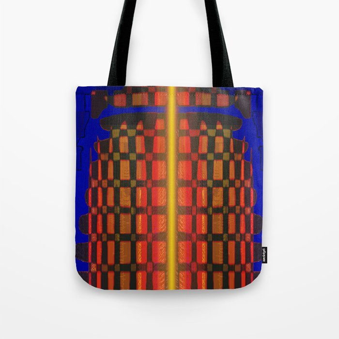 Atlante 16-06-16 / detail ROUND BUILDING Tote Bag