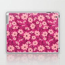Cosmea pink Laptop & iPad Skin