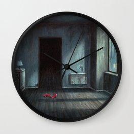 Dark Room Wall Clock