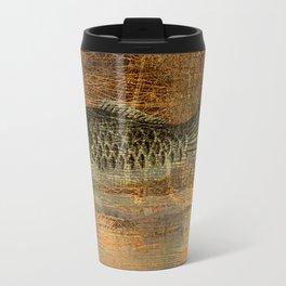 鯉 幟 (The Koinobori) Travel Mug