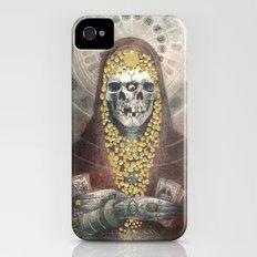 Misfortuneteller iPhone (4, 4s) Slim Case