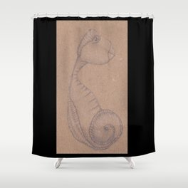 Specimen #2a (roly) Shower Curtain
