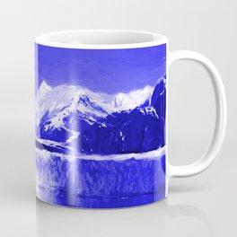 Glacier Bay Blue Coffee Mug