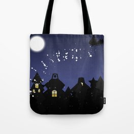 Dropping care Tote Bag