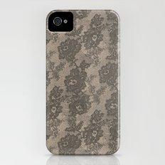 VINTAGE LACE I Slim Case iPhone (4, 4s)