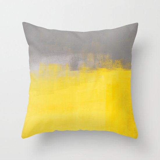 abstract design throw pillows
