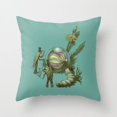 It Fell From The Sky  Throw Pillow