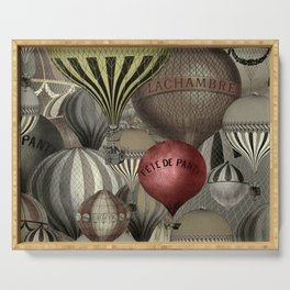 Les Balons I Serving Tray