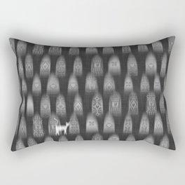 Pet Cemetry Rectangular Pillow