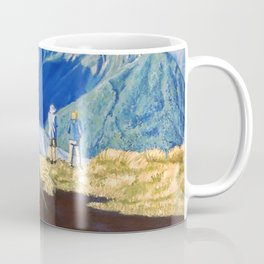what a morning view Coffee Mug