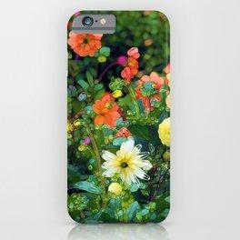 Gipsy Dahlia's iPhone Case