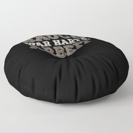 No Overweight Sarcastic Obese Humor  Floor Pillow